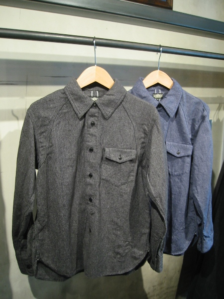 Diamond Chambray Logger Shirt 001.JPG