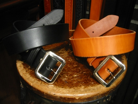 Idaho leather Plane belt.JPG